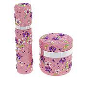 PRAI Pink Orchid Edition Radiant Gemstone Serum & Creme