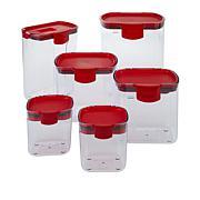 Progressive PrepWorks 6-piece Baker's Storage Set