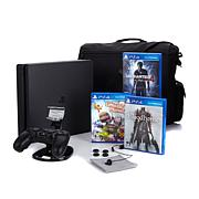 PS4 w/Uncharted 4, Bloodborne, LittleBigPlanet 3 Bundle