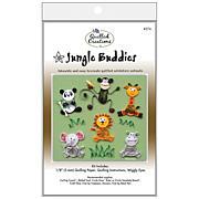 Quilling Kit - Jungle Buddies