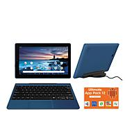 """RCA 11.6"""" 64GB HD Tablet with Keyboard, Dock and Voucher"""