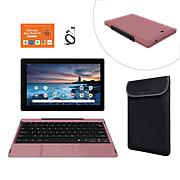 """RCA Pro 2 11.6"""" 128GB HD Tablet with Keyboard, Sleeve and Earbuds"""
