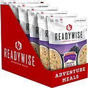 ReadyWise 6 CT Case Crest Peak Creamy Pasta & Chicken