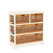 Safavieh Jackson Four Drawer Storage Unit