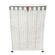 Safavieh Trotter Rattan Laundry Basket