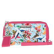 Samantha Brown To-Go Zip-Around Wallet