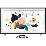 """Samsung 32"""" The Frame QLED Smart TV with HDMI Cable"""