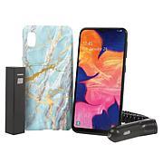 "Samsung Galaxy A10e 5.83"" 32GB Tracfone w/1500 Minutes/Texts/Data"