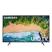 "Samsung NU7100 43"" 4K UHD Smart TV with HDMI Cable and 2-Year Warranty"