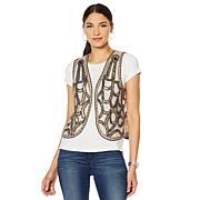 Sheryl Crow Beaded Vest