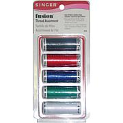 Singer Fusion Thread Assortment - 5-pack