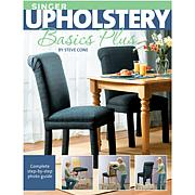 Singer Upholstery Basics Plus Book