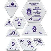 Small Hexagon Shapes Set G