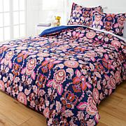 South Street Loft 3-piece Printed Comforter Set