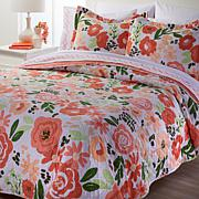 South Street Loft Quilt and Sheet Set with Extra Pillowcases