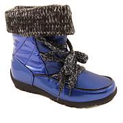 Sporto® Knit Me Waterproof Cuffed Boot