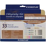 Staedtler 33-piece Calligraphy Pen Set