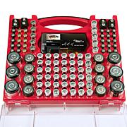 StoreSmith Battery Pro Organizer and Tester