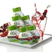 Stur All-Natural Water Enhancer 6-pack - Pom/Cranberry