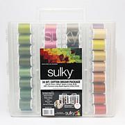 Sulky 30wt Cotton Thread Slimline Dream Collection #2