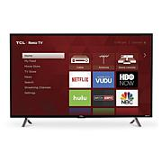 "TCL 40"" 3-Series FHD LED Roku Smart TV with HDMI Cord, 2-Year Warranty"