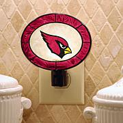 NFL Team Glass Nightlight