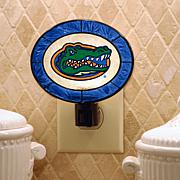 Team Glass Nightlight - Florida Gators