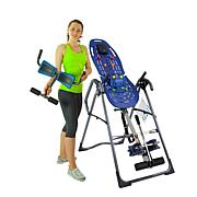 Teeter EP-970 Ltd. Inversion Table w/P2 Back Stretcher