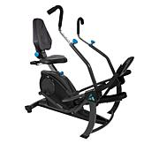 Teeter FreeStep Zero Impact Recumbent Cross Trainer