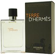 Terre Dhermes by Hermes EDT Spray for Men 3.3 oz.