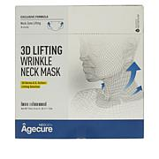The Beauty Spy 5-pack Neogen 3D Agecure Wrinkle Neck Mask