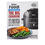 The Big Ninja Foodi Pressure Cooker Cookbook by Kenzie Swanhart