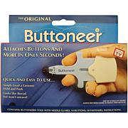 The Original Buttoneer Fastening System