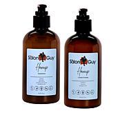 TheSalonGuy HEMP Shampoo and Conditioner Duo Set