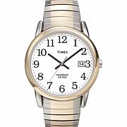 Timex Men's 2-Tone Steel Easy Reader Expansion Watch