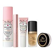 Too Faced Prime, Set and Perfect Sand Fresh Face in 5 Set