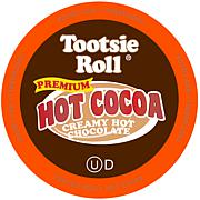 Two Rivers Coffee Tootsie Roll Hot Cocoa K-Cups