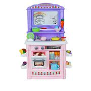 Toy Chef Pretend Play Kitchen Play Set