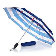"Ultimate Umbrella 46"" Arc Compact Vented Umbrella"