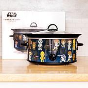 Uncanny Brands Star Wars 5-Quart Slow Cooker