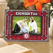 University of Alabama Glass Picture Frame