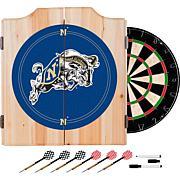 US Naval Academy Dart Cabinet w/ Board & Darts