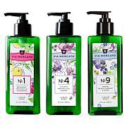 Via Mercato Liquid Soap Set of 3 - Assorted
