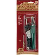 Walnut Hollow Creative Woodburner Value Pen with Extra Tips