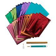 We R Memory Keepers Cordless Foil Quill Pen and Foils Kit