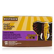 Westrock® Coffee Company 80-count Pods - East African
