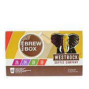 Westrock® Coffee Company 80-count Pods