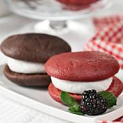 Wicked Whoopies Classic and Red Velvet Jr. Whoopie Pies