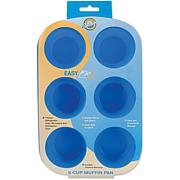 Wilton Easy-Flex Silicone Muffin Pan