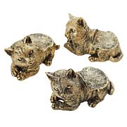 Wind and Weather Resin Pot Feet - Set of 3